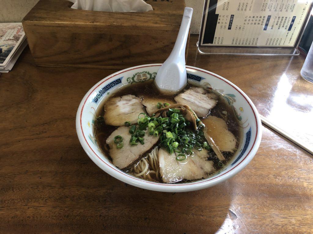 桃源郷のチャーシューメン